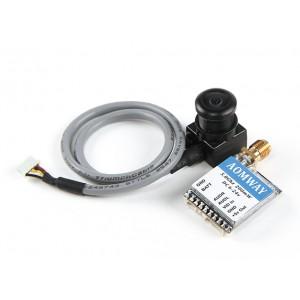 Комплект FPV камера + передатчик (200mw VTX + Tuned 600TVL Camera)