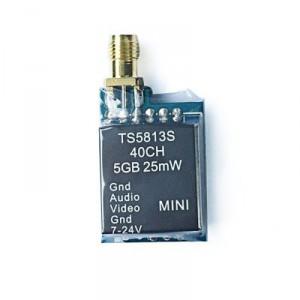 Передатчик TS5813S 25мВт 40 каналов 5.8 ГГц  для FPV