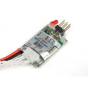 Датчик оборотов и температуры FrSky Smart Port
