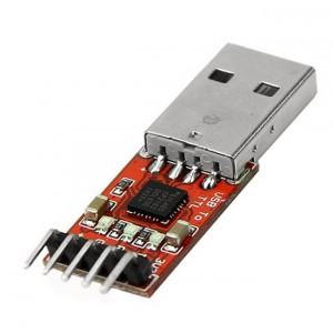 Адаптер USB to TTL на чипе CP2102