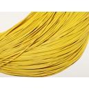 Провод Turnigy 24AWG в силиконовой изоляции (1метр) ЖЕЛТЫЙ