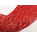 Провод Turnigy 24AWG в высокотемпературной силиконовой изоляции (1метр) КРАСНЫЙ