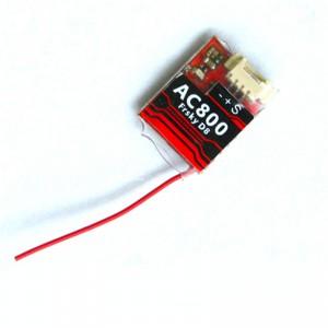 Приемник микро AC800 D8 2.4G 8CH CPPM SBUS Receiver For FrSky X9D X12S X9E