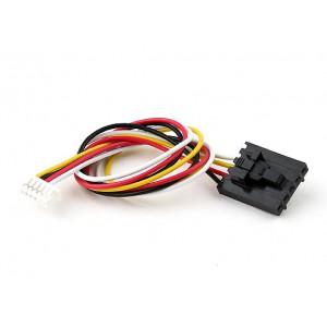 Кабель 200мм 5 Pin Molex / JR 6 Pin
