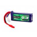 Turnigy nano-tech 300mah 2S 70~90C Lipo Pack