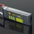 LionPower 1300mAh 3S 25C Lipo Pack