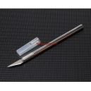 Нож X-BLADE со сменным лезвием SK-5