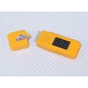 Посекционный измеритель напряжения Hobbyking (до 6S)-брелок