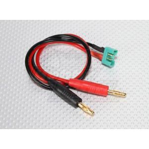 Кабель - переходник банан на MPX для зарядных устройств