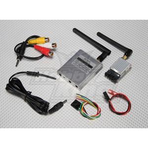 Комплект 5.8 ГГц 200мВт для FPV