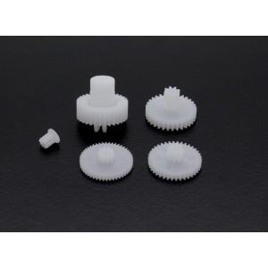 Запасные шестеренки для сервомашинки HXT900