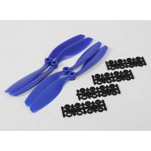 Винт SF 8х4,5 синий (2+2шт)