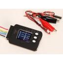 Устройсто для контроля напряжения Cell-Log 8M (для батарей 2-8S Lipo)