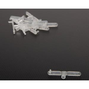 Нейлоновый наконечник для тяги М3x22мм (10шт)