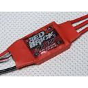 Регулятор HobbyKing Red Brick 70A ESC (Opto)