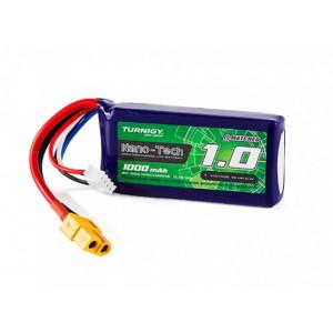 Turnigy nano-tech 1000mAh 3S 40~80C Lipo Pack