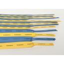 Термоусадка Turnigy 2мм - синяя