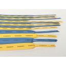 Термоусадка Turnigy 4мм - синяя