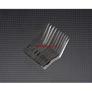 Запасные лезвия для ножа X-BLADE из стали SK-5 (10 шт)