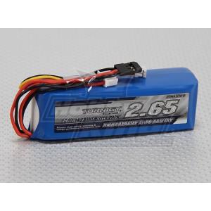 2650mAh 3S 1C 11.1В аккумулятор для передатчика
