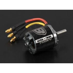 Бесколлекторный мотор NTM 28-36 750kv