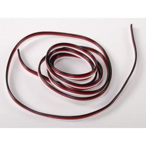 Плоский провод для сервомашинок 1м