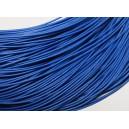 Провод Turnigy 24AWG в высокотемпературной силиконовой изоляции (1метр) СИНИЙ