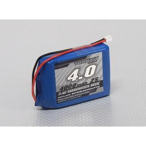 Turnigy 4000mAh  аккумулятор для передатчика Spektrum DX9 DX8 DX7S
