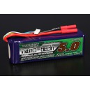 Turnigy nano-tech 5000mah 6S 25~50C Lipo Pack