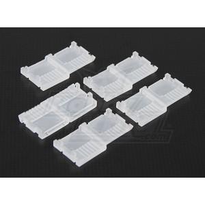 Пластиковый корпус для разъёмов JST-XH 5S (5 шт.)