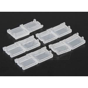 Пластиковый корпус для разъёмов JST-XH 6S (5 шт.)