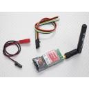 Аудио-видео передатчик, 5.8ГГц, 600 мВт