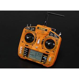 Программируемый передатчик OrangeRx T-SIX 2,4 ГГц DSM2 6CH (Mode 2)
