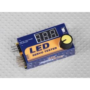 Сервотестер Hobbyking (LED)