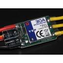Регулятор Hobbyking YEP 30A (2~4S) SBEC