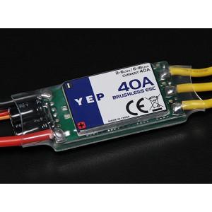 Регулятор Hobbyking YEP 40A (2~6S) SBEC