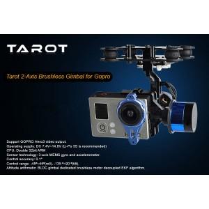 Подвес Tarot T-2D TL68A00 для GoPRO Hero3