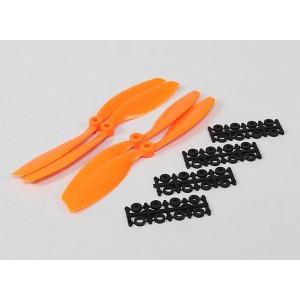 Винт SF 8x4,5 оранжевый (2+2 шт.)