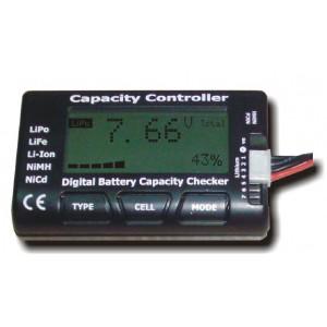 Цифровой тестер для Lipo/Life/Li-ion/NiМh/NiСd аккумуляторов Cellmeter-7