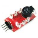 Бортовой сигнализатор разряда аккумулятора 3S