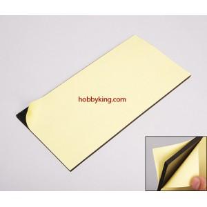 Peel-n-stick foam tape. 10x5inch